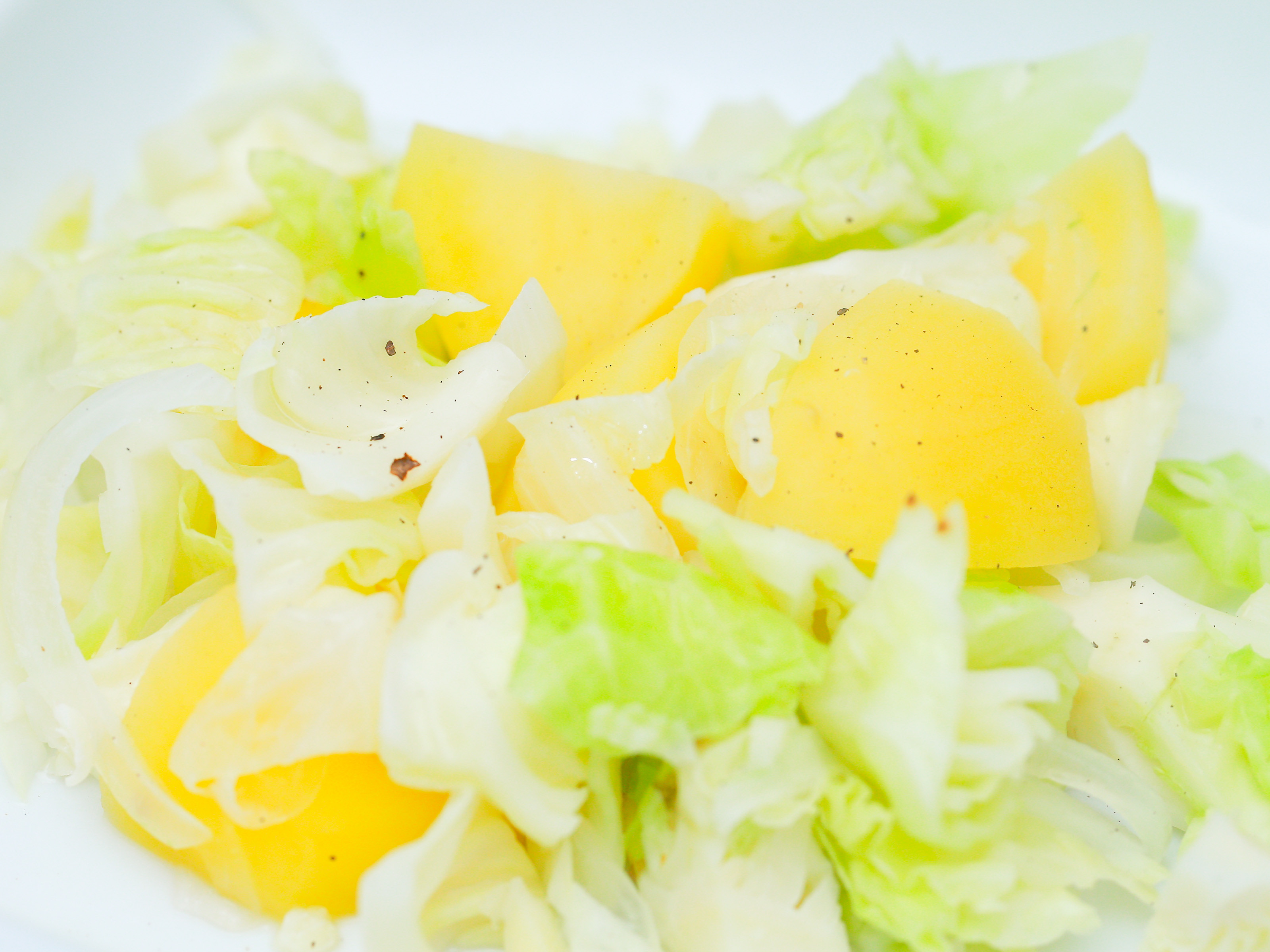 Cabbage And Potatoes  4 Ways to Cook Cabbage and Potatoes wikiHow