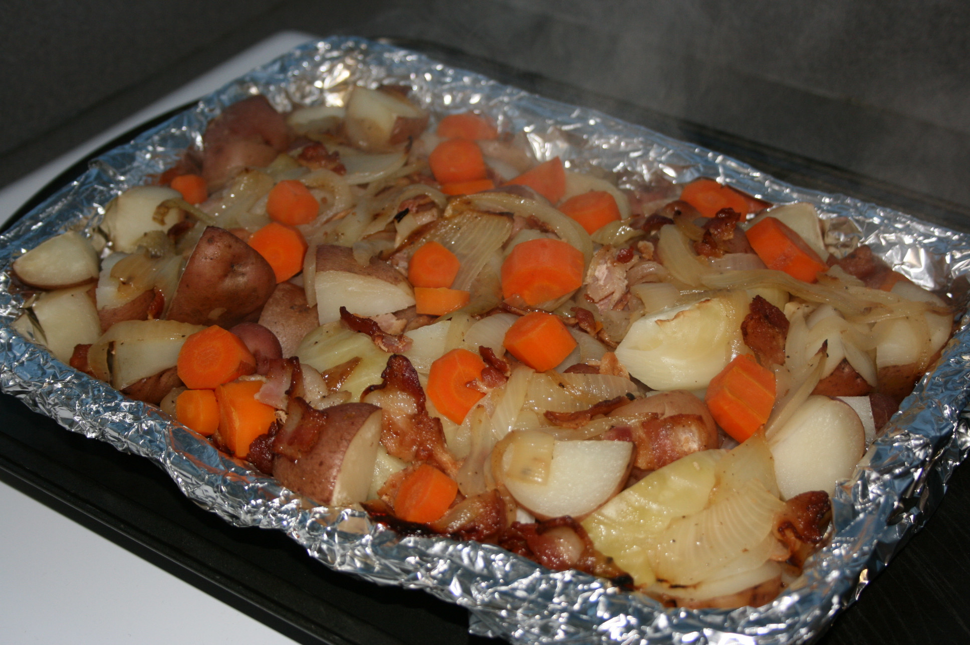 Cabbage And Potatoes  oven roasted cabbage and potatoes