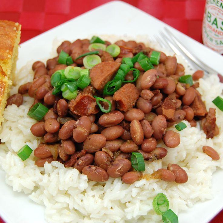 Cajun Rice And Beans  Cajun Red Beans And Rice Recipe — Dishmaps