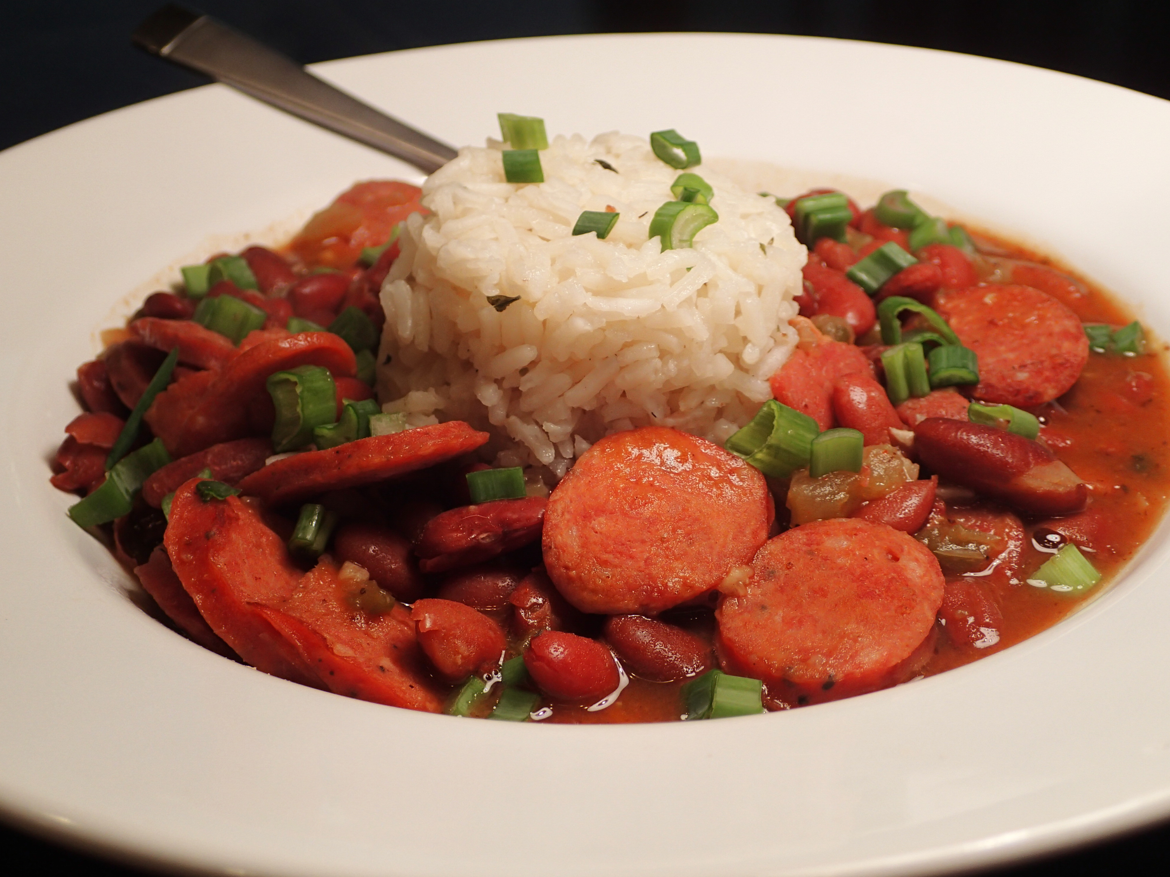 Cajun Rice And Beans  Cajun Red Beans and Rice