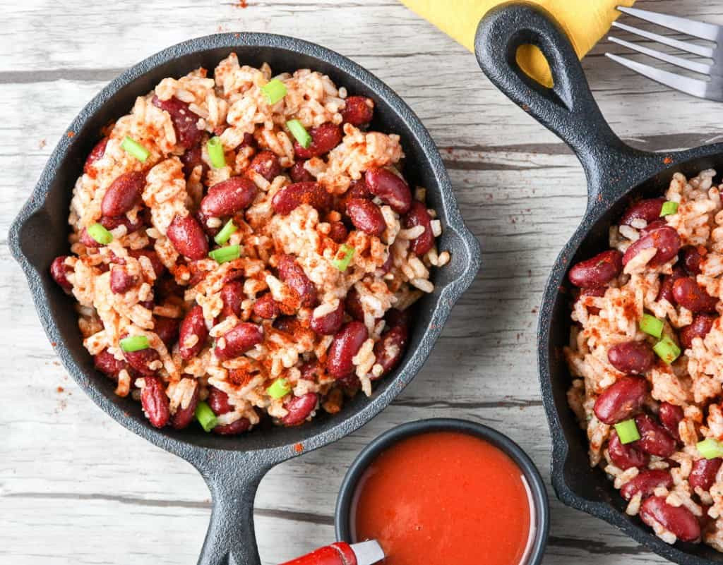 Cajun Rice And Beans  Cajun Red Beans and Rice The Best Blog Recipes
