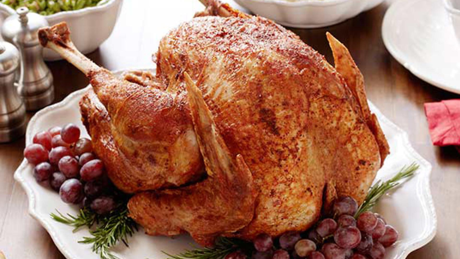 Cajun Turkey Brine  deep fried turkey brine