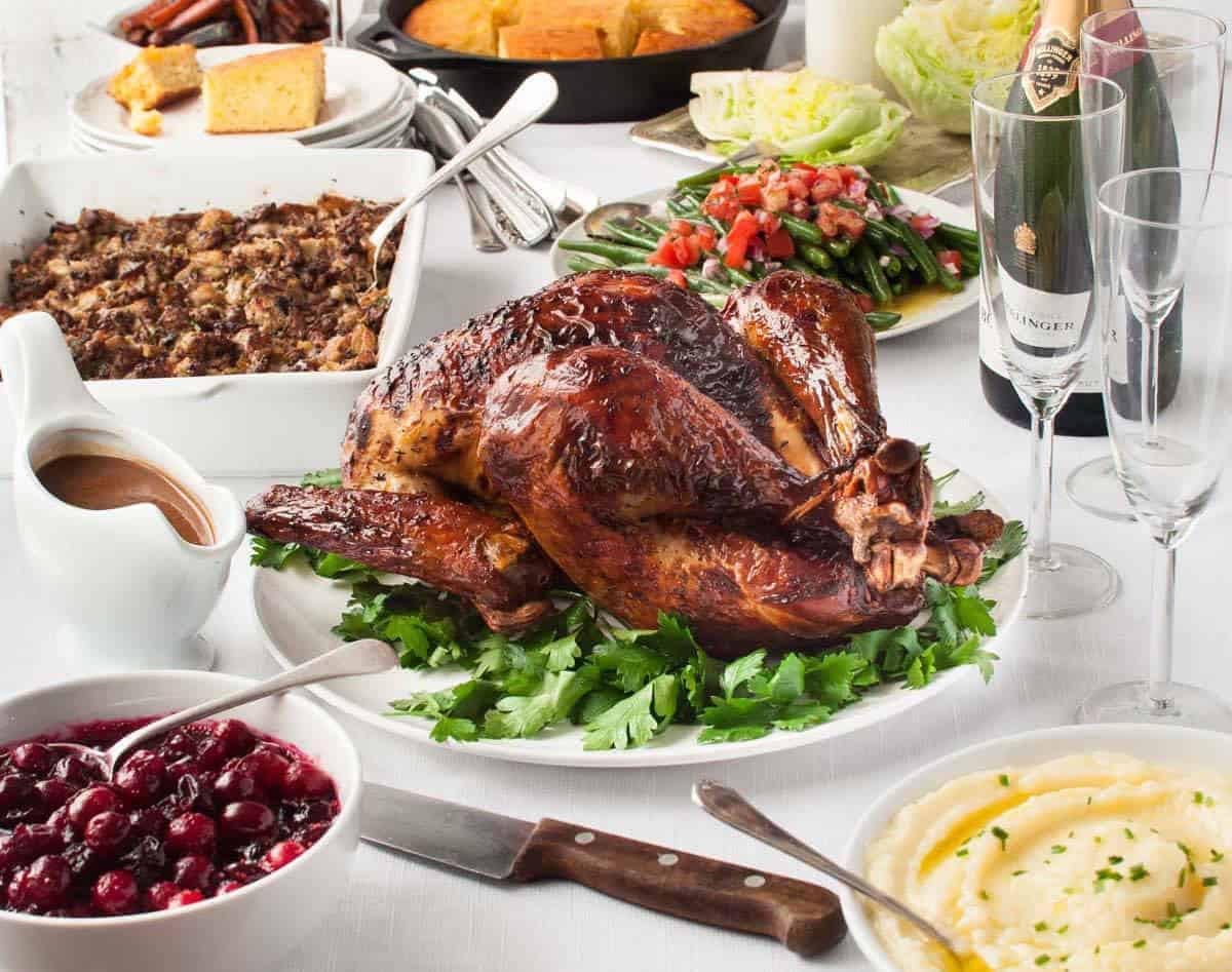 Cajun Turkey Brine  Juicy Slow Cooker Turkey Breast