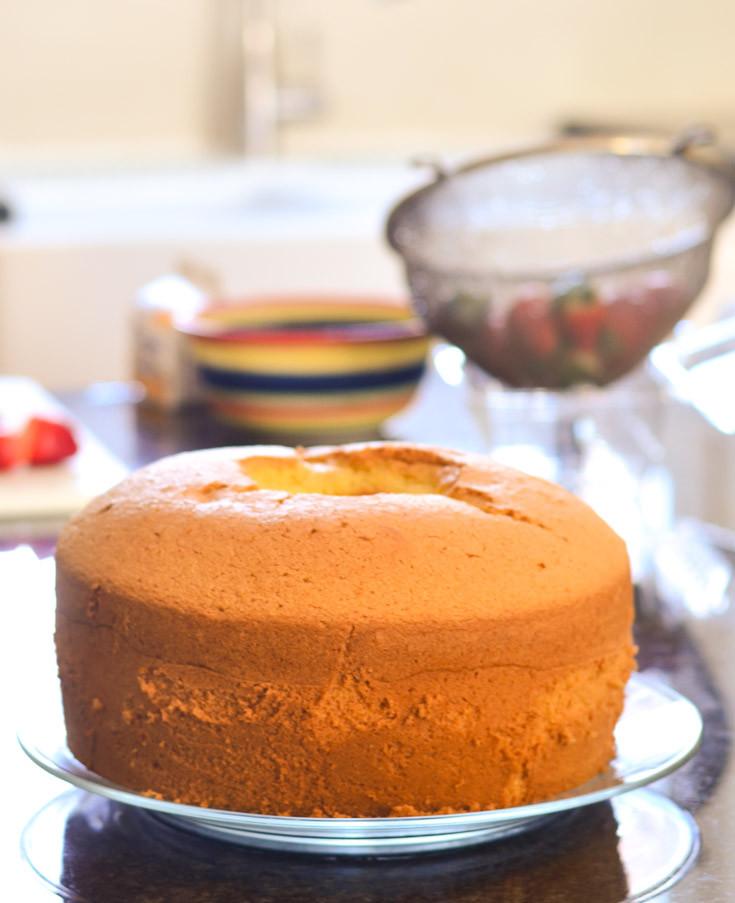 Cake Boss Recipes  cake boss italian sponge cake recipe