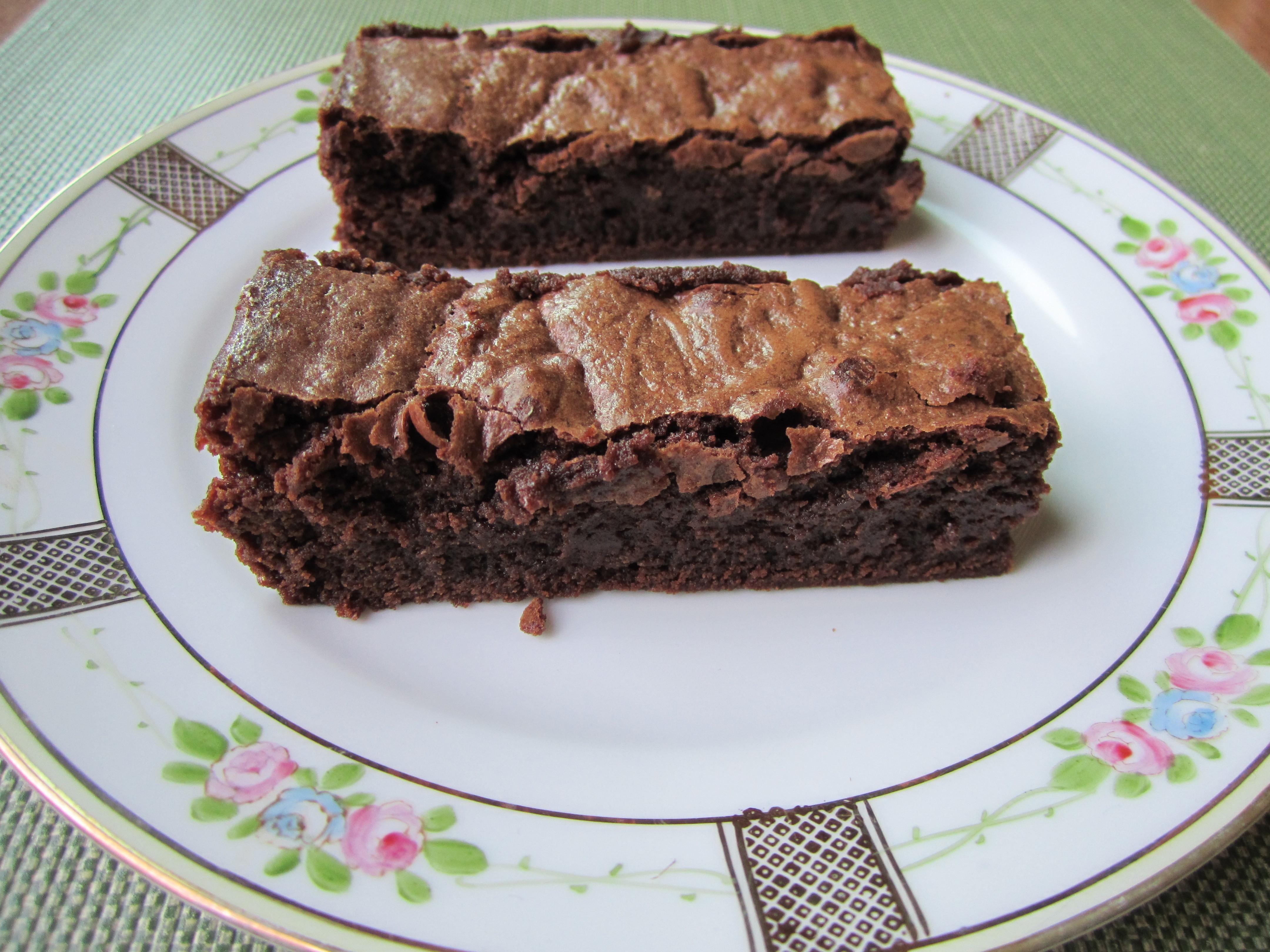 Cake Like Brownies  cake like brownies from scratch