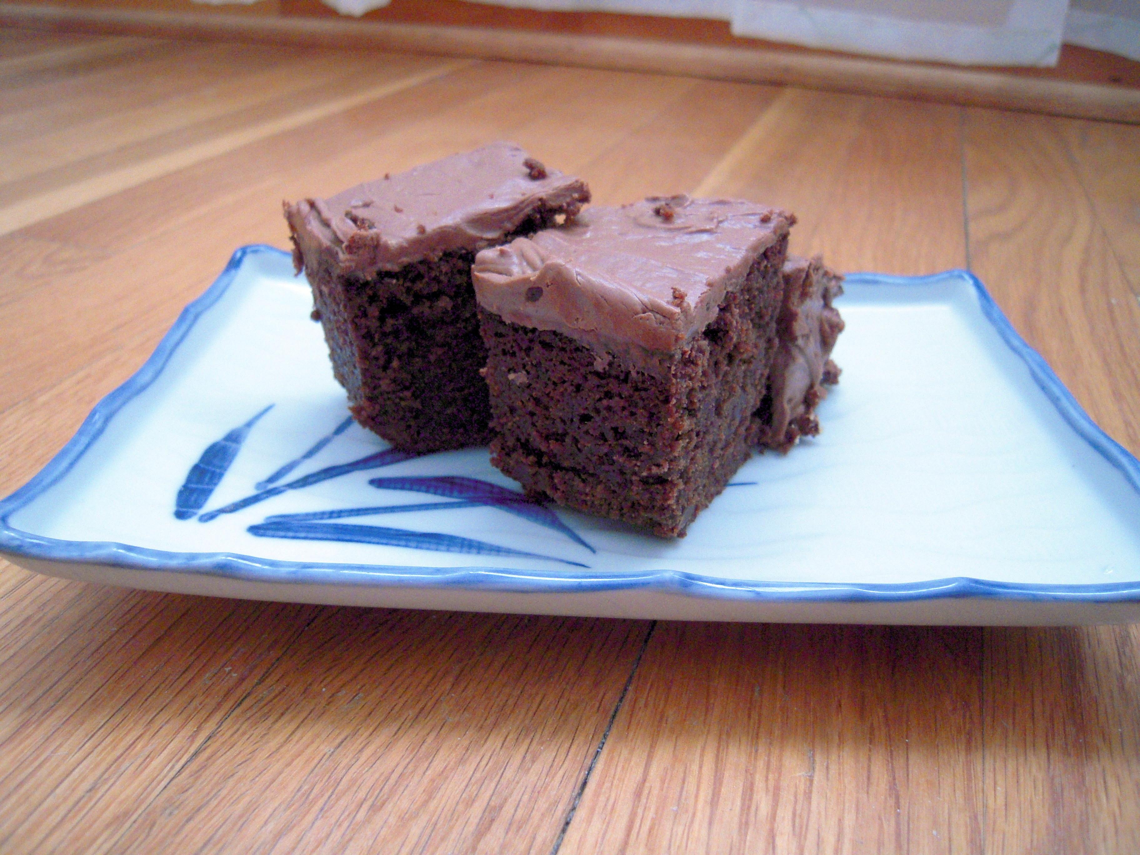 Cake Like Brownies  Best Cake like Brownies
