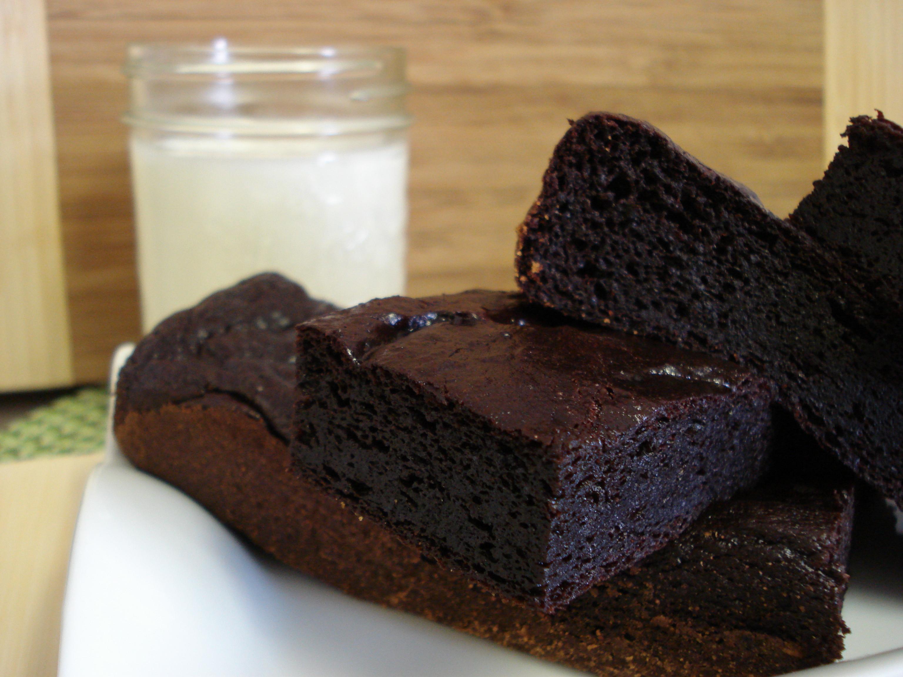 Cake Like Brownies  Chocolate Avocado Cake Like Brownie