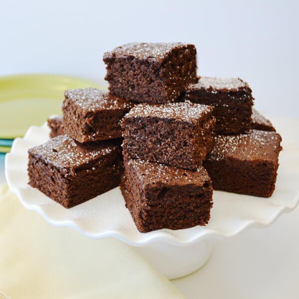 Cake Like Brownies  Ultimate Cakey Brownies Recipe