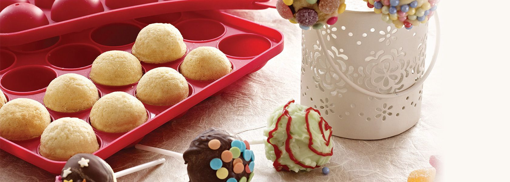 Cake Pop Recipes  Cake Pop Recipe Dunelm blog