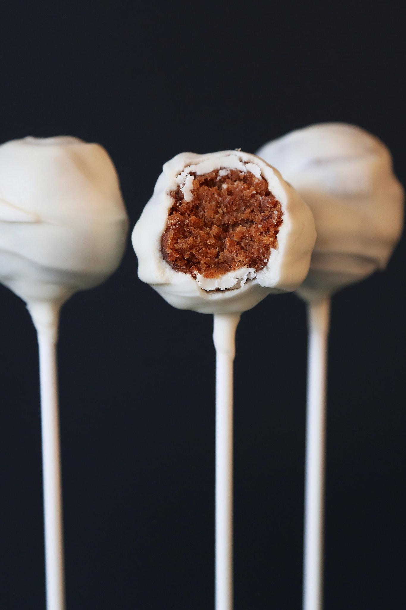 Cake Pop Recipes  Pumpkin Cake Pops Recipe