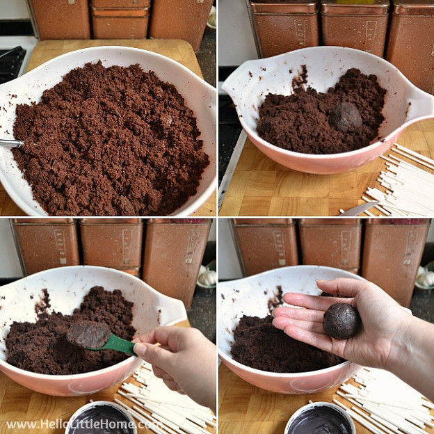 Cake Pops Recipe Easy  Easy Cake Pop Tutorial
