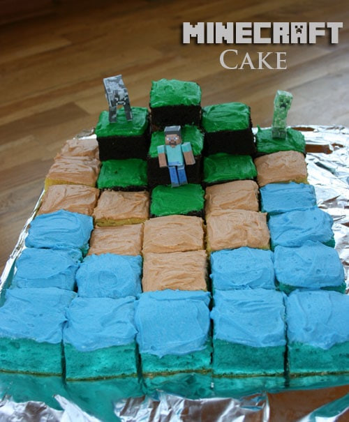 Cake Recipe Minecraft  Minecraft Cake Recipe