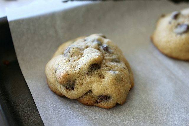 Cakey Chocolate Chip Cookies  Chocolate Chip Cookie Recipe Soft Cakey Version The