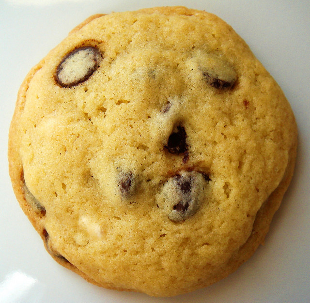 Cakey Chocolate Chip Cookies  f76de1e18f z