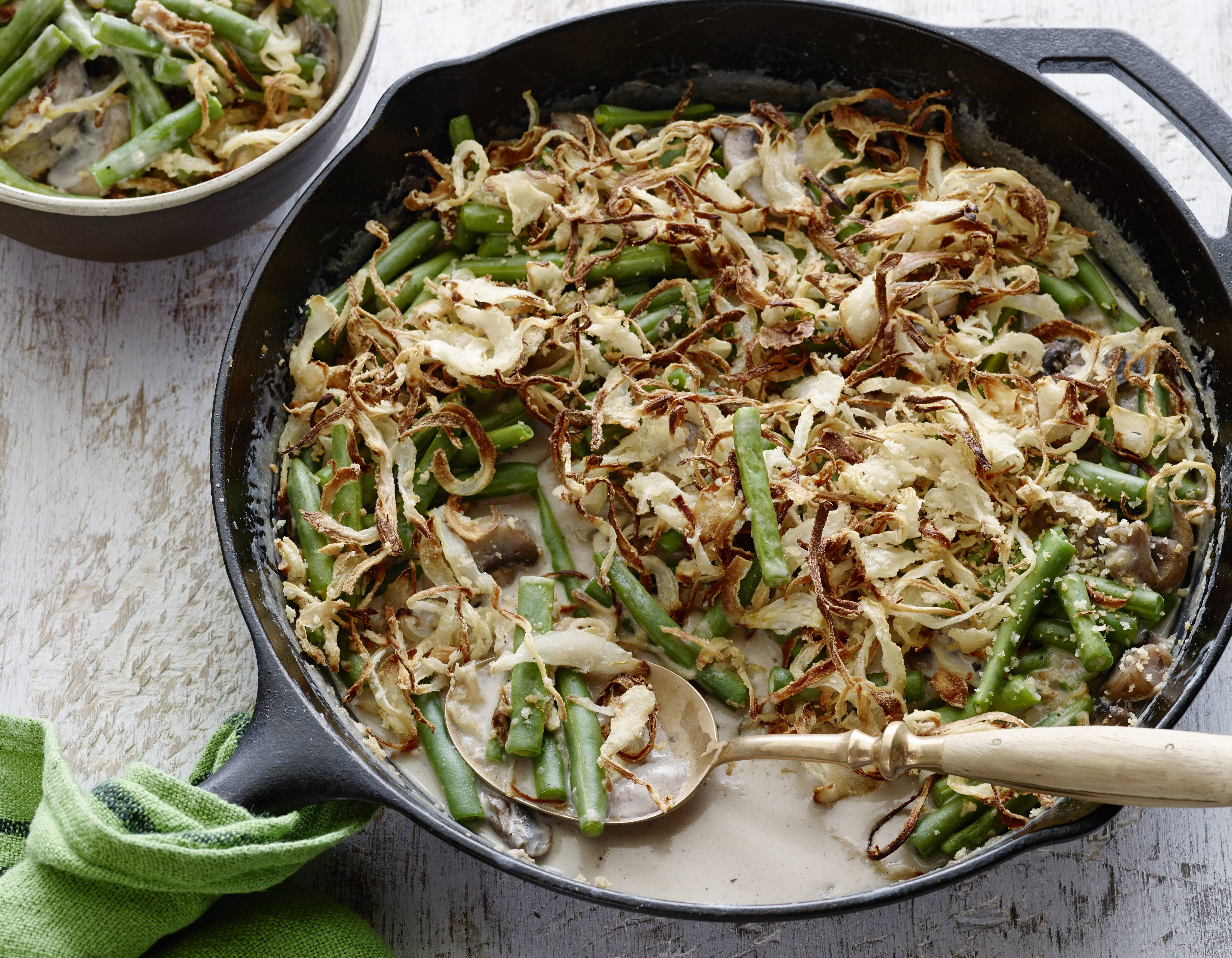 Campbell'S Green Bean Casserole Recipe  10 Perfect Side Dishes for Your Thanksgiving Turkey