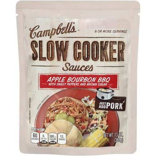 Campbell'S Slow Cooker Sauces  Printable Coupons and Deals – Campbell's Slow Cooker