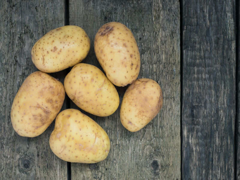 Can You Eat Potato Skin  Are your potatoes safe to eat healthtopical