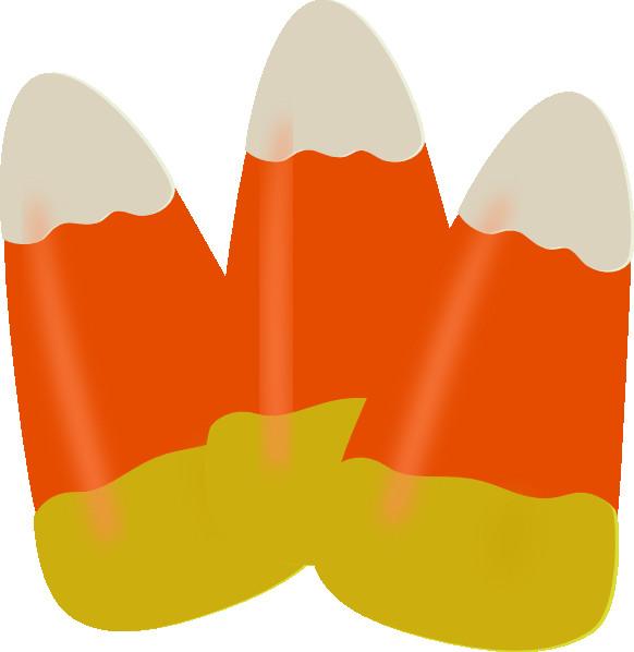 Candy Corn Clip Art  Candy Corn Clip Art at Clker vector clip art online