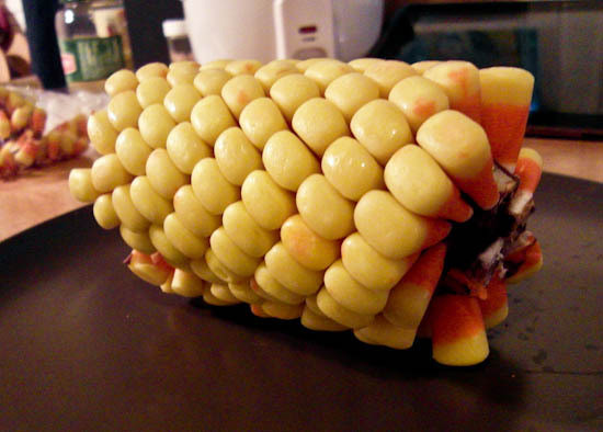 Candy Corn Cob  82 Candy Corn on the Cob