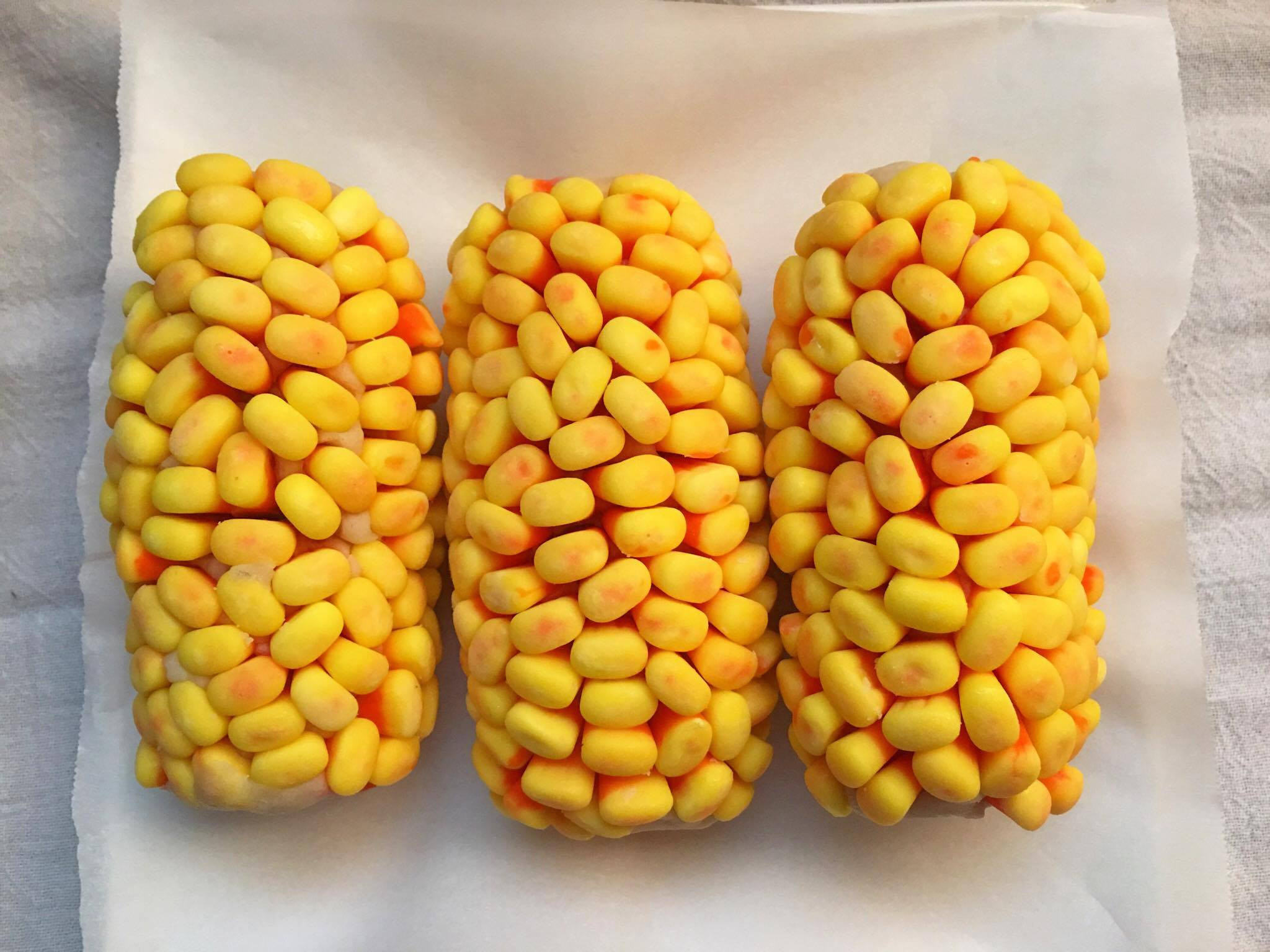 Candy Corn Cob  Candy Corn Cobs Recipe
