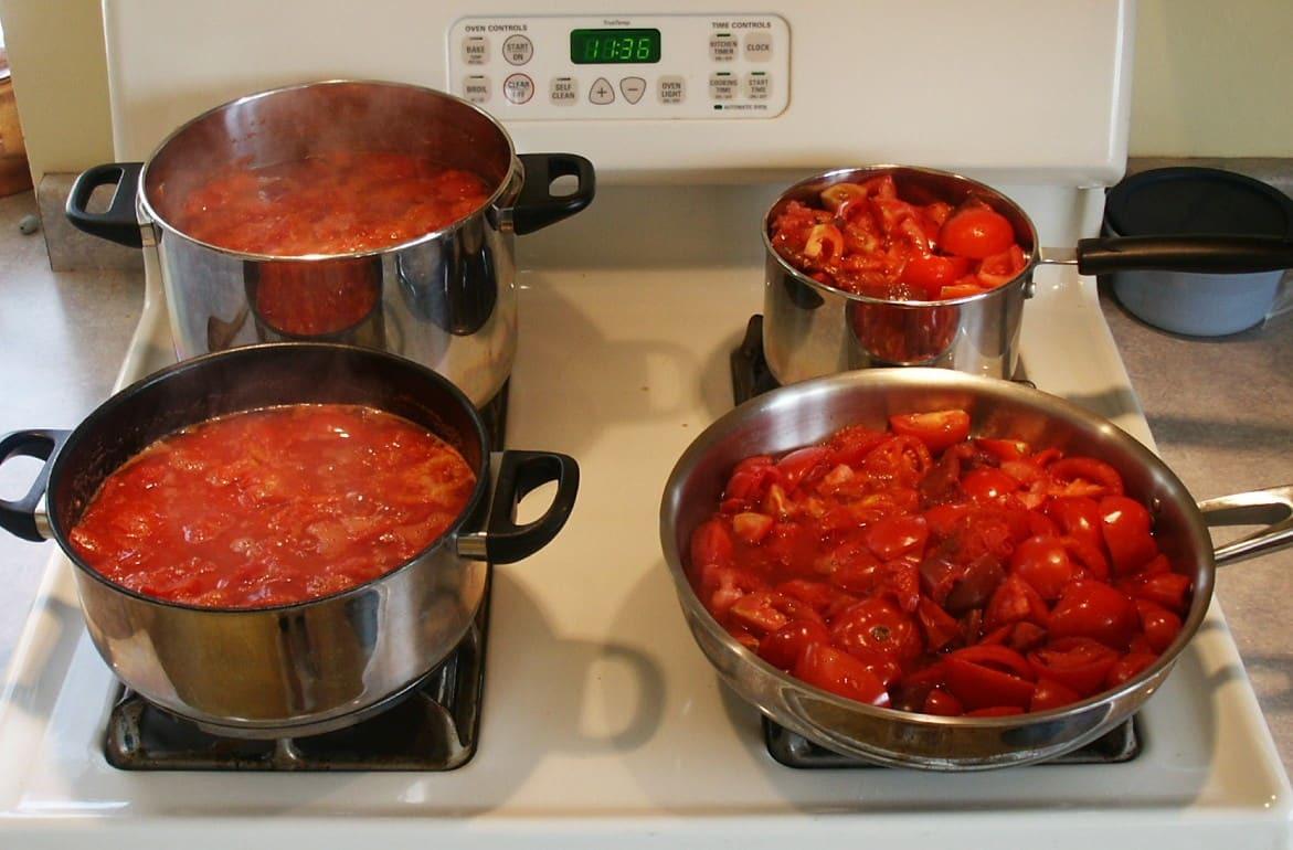 Canning Spaghetti Sauce  Home Canned Spaghetti Sauce