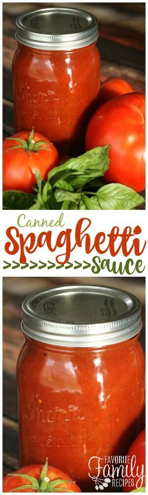 Canning Spaghetti Sauce  how to make prego sauce better