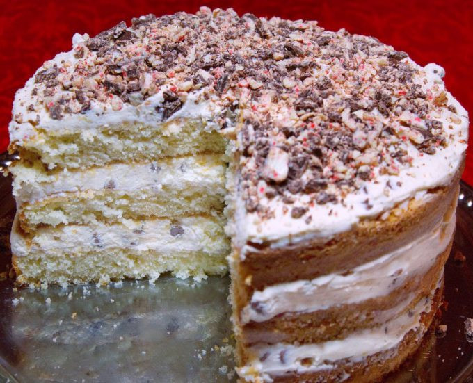 Cannoli Cake Recipe  Cannoli Cream Cake Recipe for your Holiday Table Chef Dennis