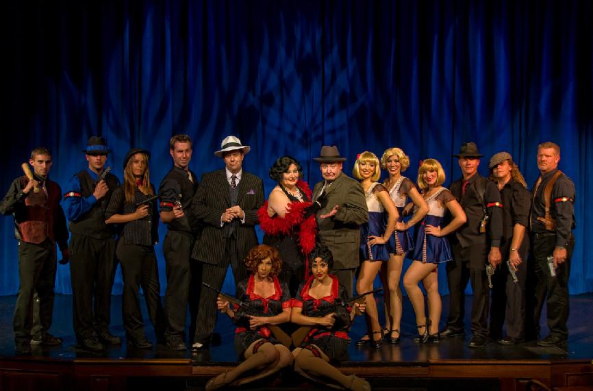 Capone'S Dinner And Show  10 jantares shows em Orlando