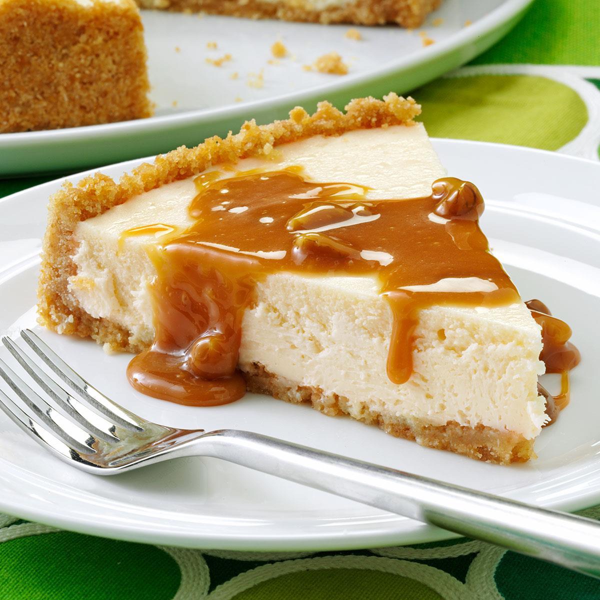 Caramel Cheesecake Recipe  Caramel Cheesecake Recipe