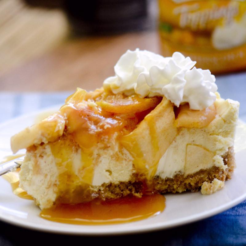 Caramel Cheesecake Recipe  dutch caramel apple cheesecake recipe