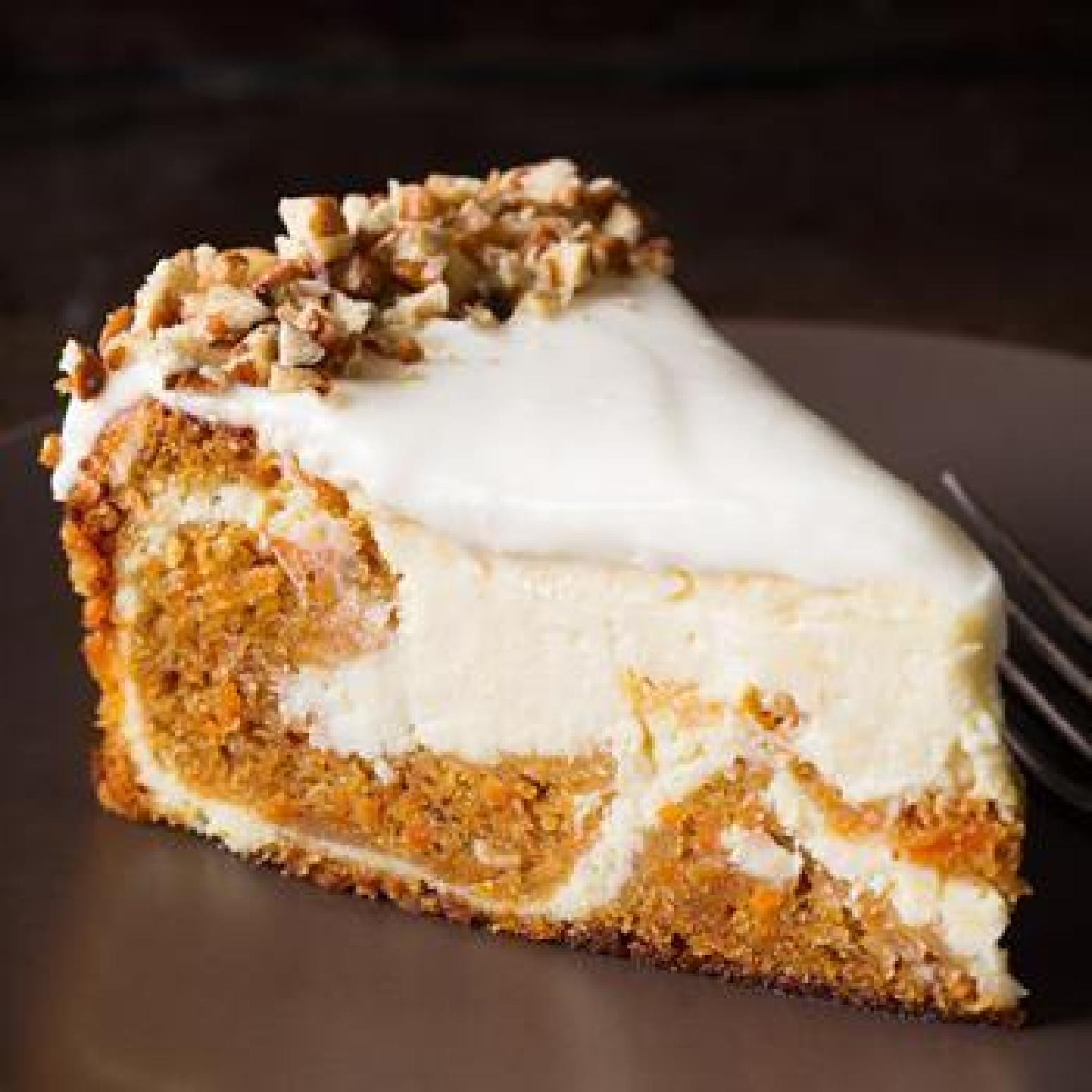 Carrot Cake Cheesecake  Carrot Cake Cheesecake Recipe