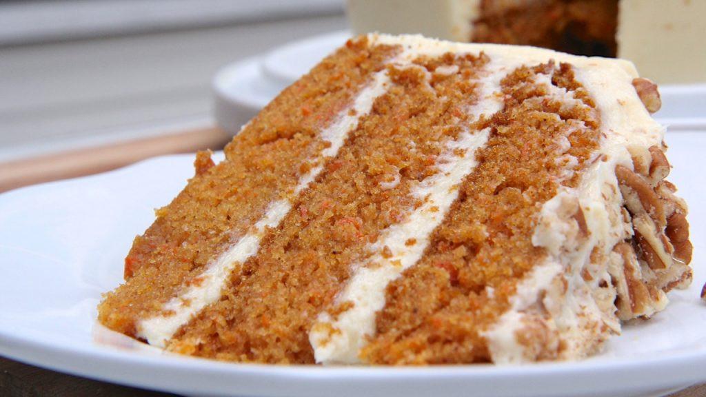 Carrot Cake Recipes  Grandma Barb s Carrot Cake Easy & Moist