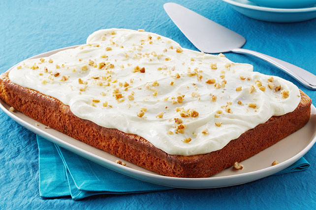 Carrot Cake Recipes  Easy Carrot Cake Recipe Kraft Recipes