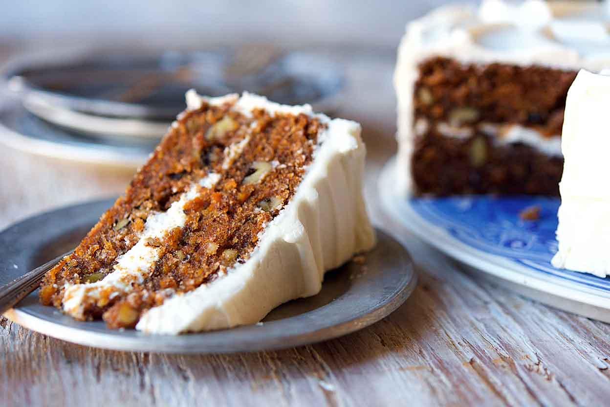 Carrot Cake Recipes  King Arthur s Carrot Cake Recipe