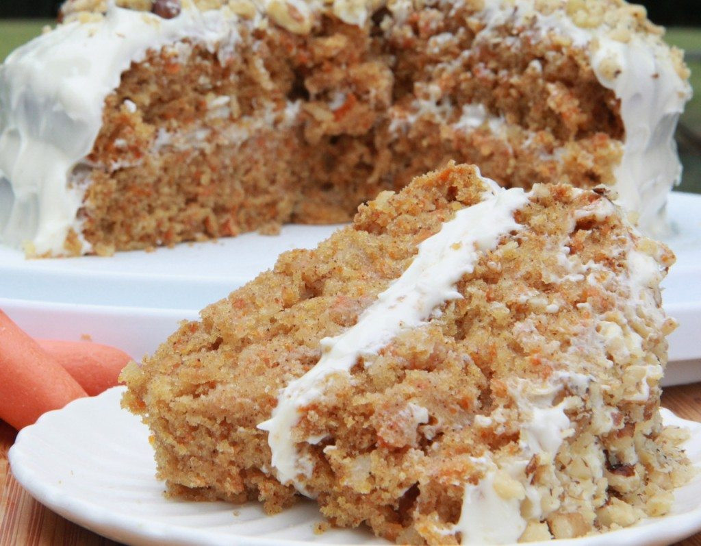 Carrot Cake Recipes  Moist & Fluffy Gluten Free Carrot Cake Recipe