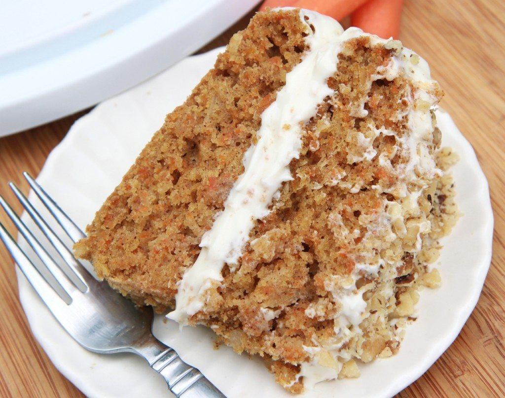 Carrot Cake Recipes  Grandma Barb s Easy Moist Carrot Cake