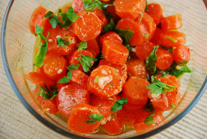 Carrot Salad Recipes  carrot salad
