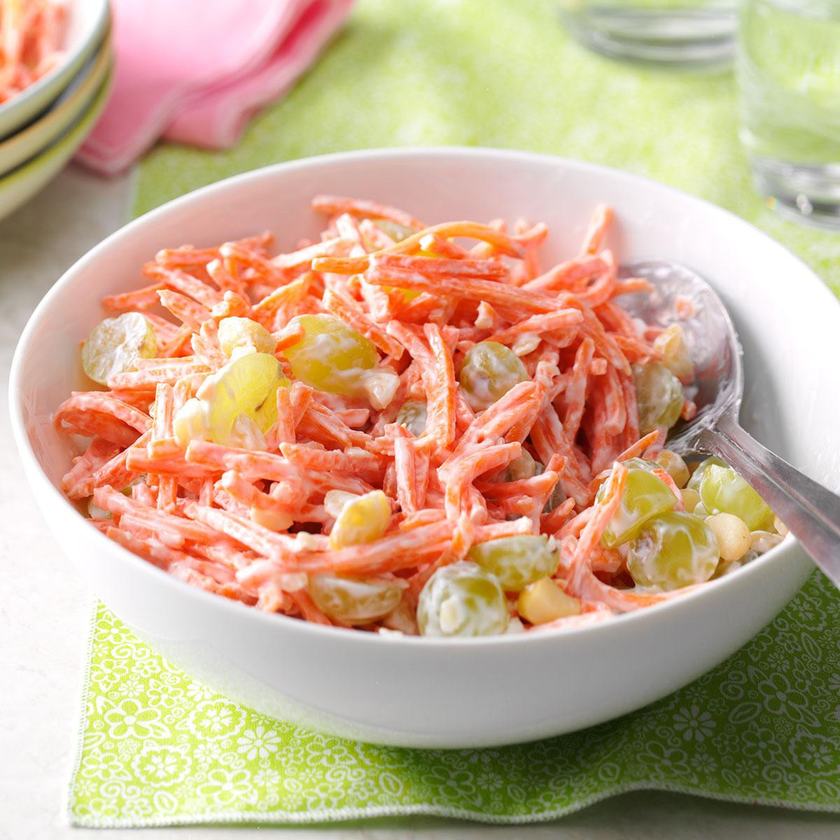 Carrot Salad Recipes  Pina Colada Carrot Salad Recipe