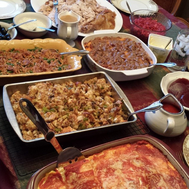 Catered Thanksgiving Dinners  Thanksgiving Challenge Winners