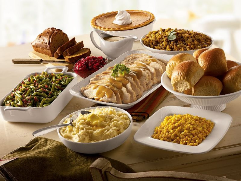 Catered Thanksgiving Dinners  Catering and Meal Delivery Services Utahs Best Vacation