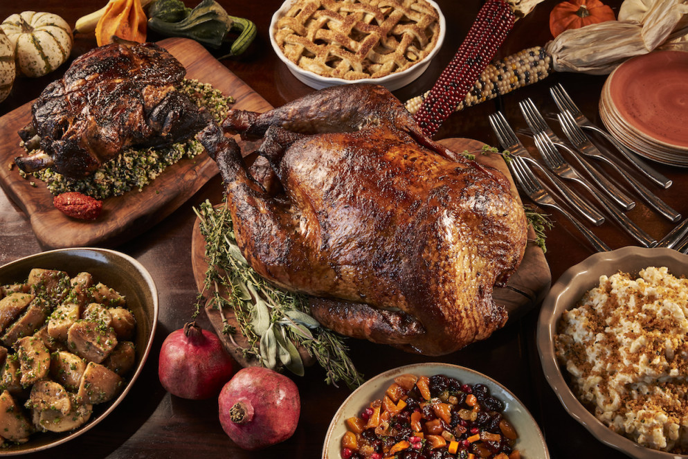 Catered Thanksgiving Dinners  Where to Find Great Thanksgiving Takeout Around DC