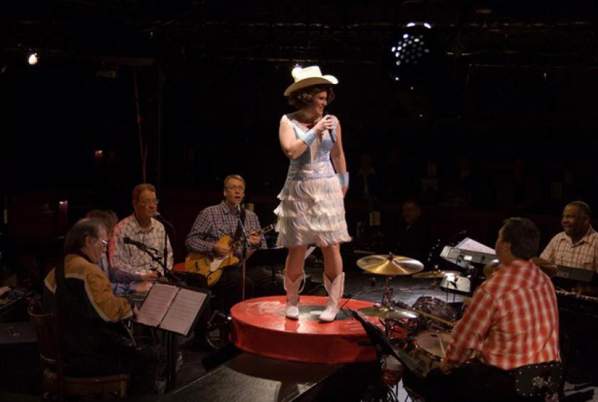 Chaffin'S Barn Dinner Theatre  8 Teatro ZinZanni — Seattle from 10 Dinner Theaters with
