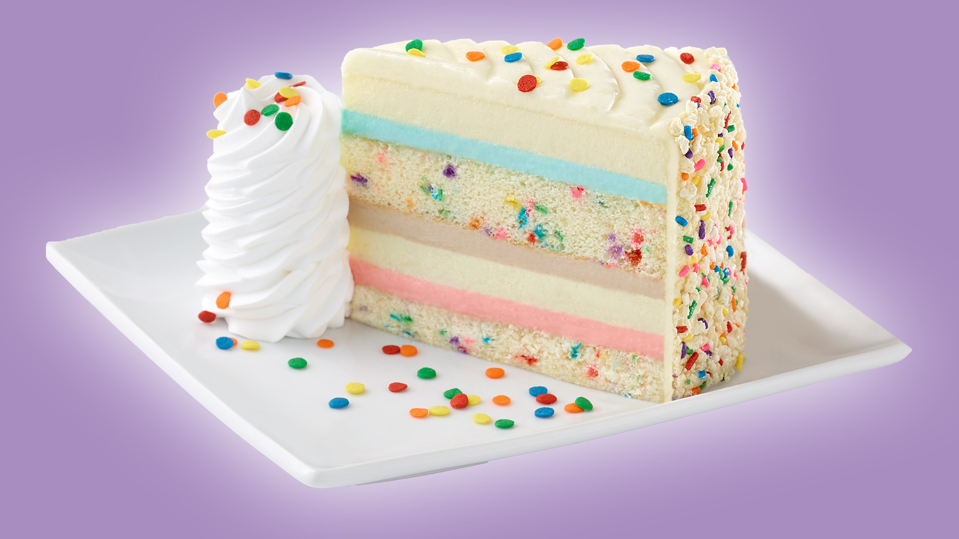 Cheesecake Factory Birthday Cake  The Cheesecake Factory s new flavor is Funfetti TODAY