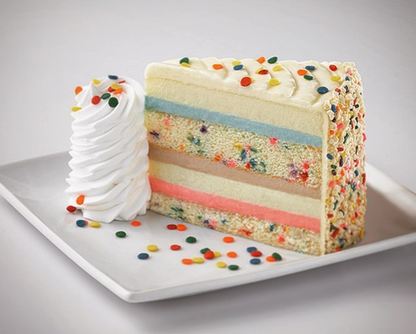 Cheesecake Factory Birthday Cake  Cheesecake Factory is releasing the only flavor you'll