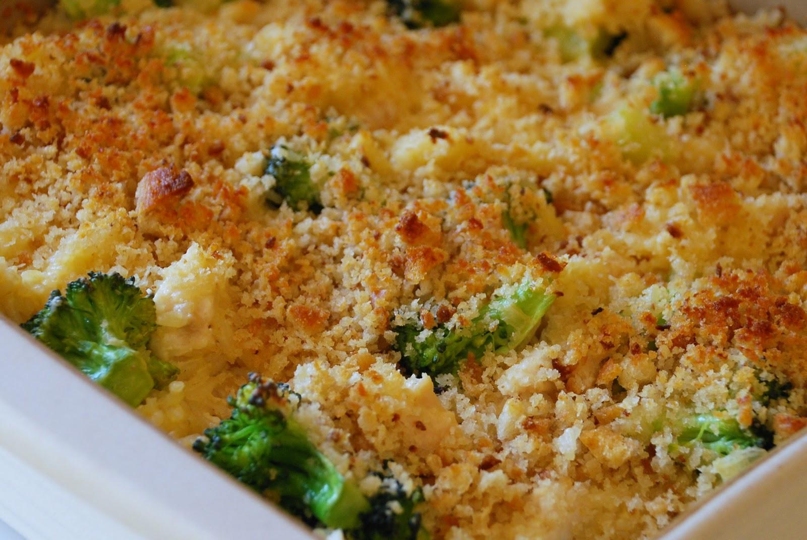 Cheesy Broccoli Casserole  Everyday Insanity Cheesy Broccoli and Rice Casserole