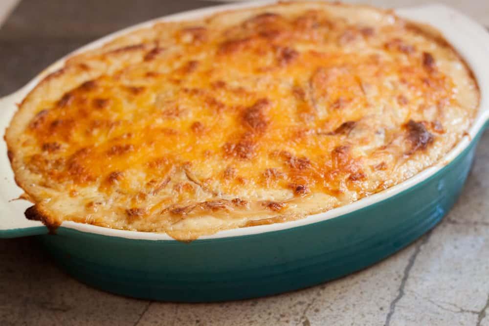 Cheesy Scalloped Potatoes Recipe  Cheesy Scalloped Potatoes