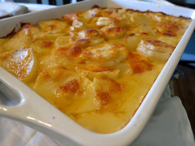 Cheesy Scalloped Potatoes Recipe  Easy and Cheesy Scalloped Potatoes
