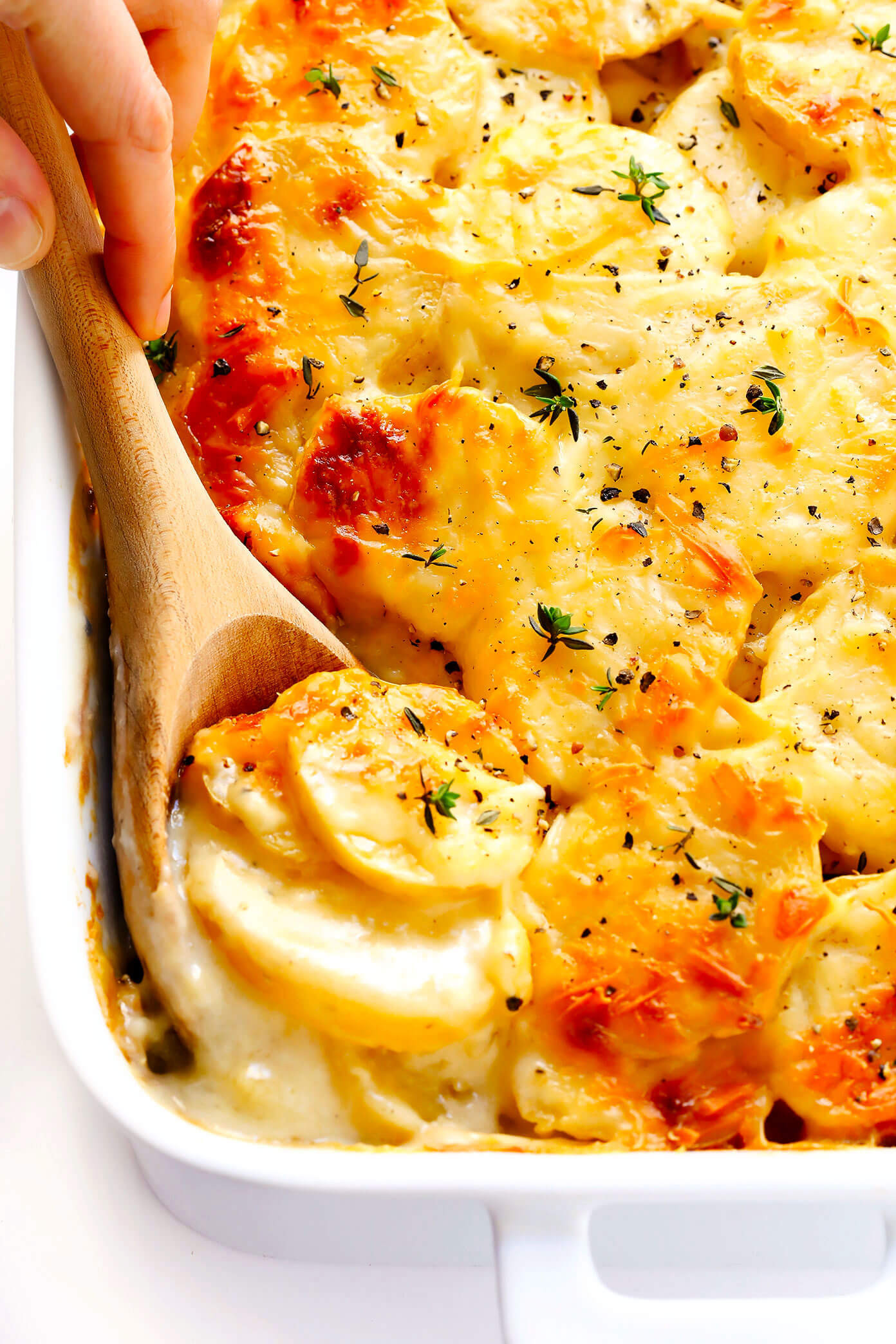 Cheesy Scalloped Potatoes Recipe  Scalloped Potatoes