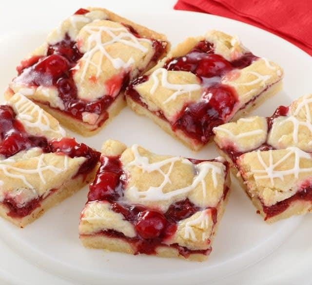 Cherry Pie Filling Desserts  cherry pie filling desserts