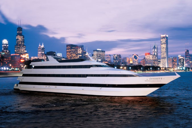 Chicago Dinner Cruise  Outdoor Activities In Chicago For Visitors